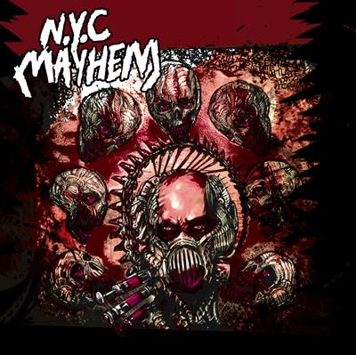 N.Y.C. Mayhem - The Metal & Crossover Days
