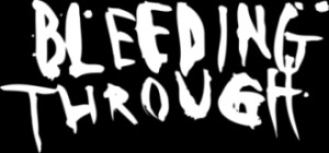 Bleeding Through - Logo