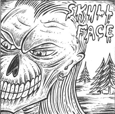 Skullface - Blood...