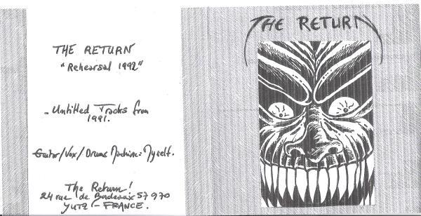 Skullface - Rehearsal (1992) - The Return