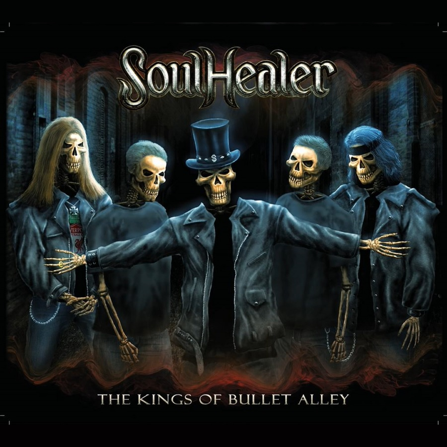 SoulHealer - The Kings of Bullet Alley