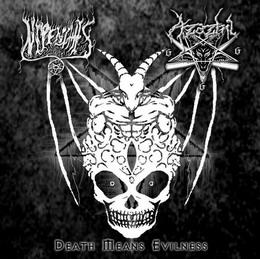 Al-Azazhil / Nipenthis - Death Means Evilness