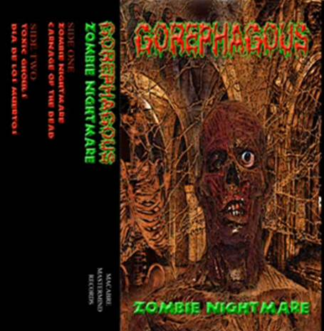 Gorephagous - Zombie Nightmare