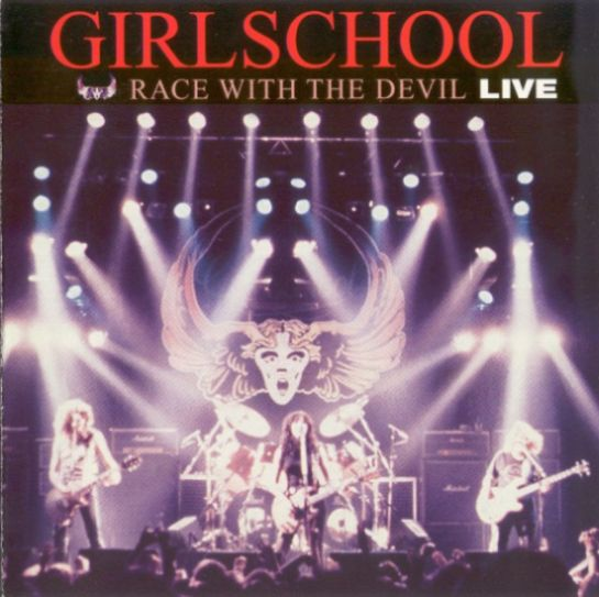 Girlschool - Race with the Devil Live