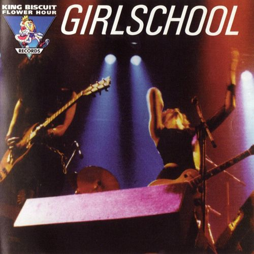 Girlschool - King Biscuit Flower Hour Presents Girlschool