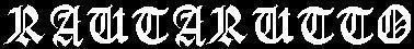 Rautarutto - Logo