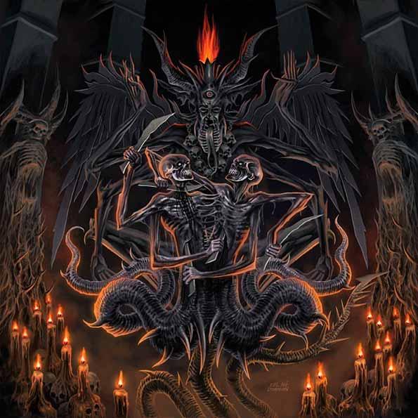 Morbosidad / Pseudogod - Vocifero Lucifer / Muerte