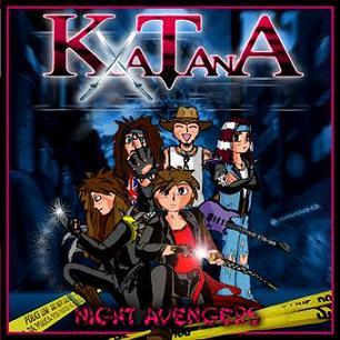 Katana - Night Avengers