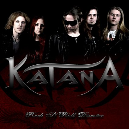 Katana - Rock 'n' Roll Disaster
