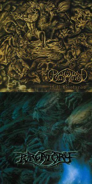 Polymorph / Purgatory - Hell Bastards