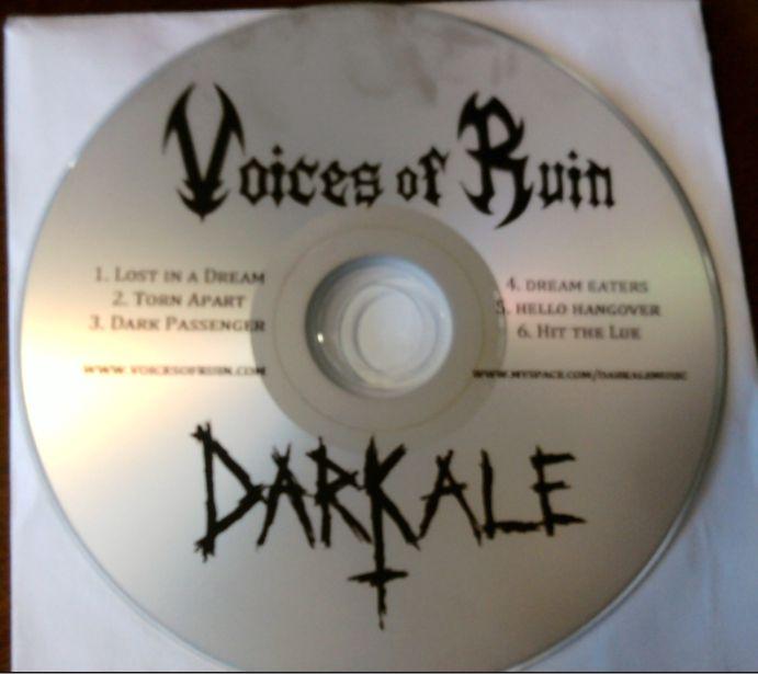 Voices of Ruin / Darkale - Voices of Ruin / Darkale