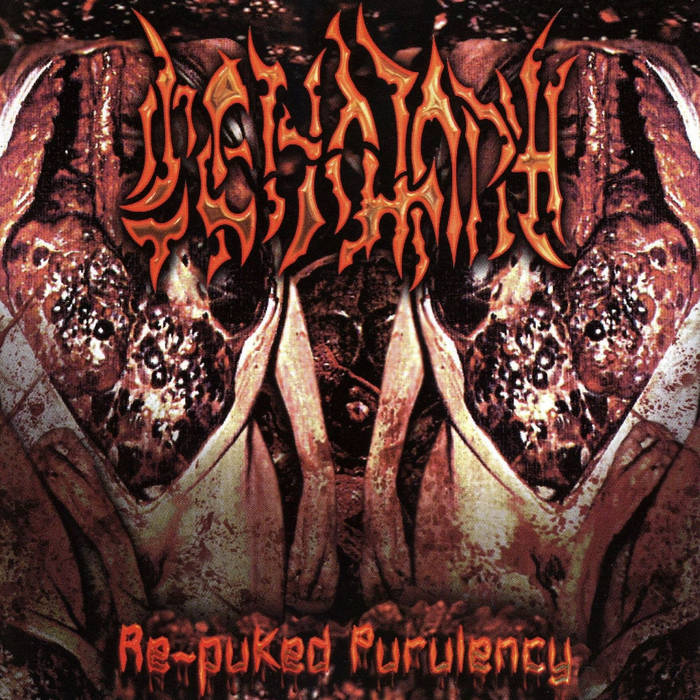 Cenotaph - Re-puked Purulency