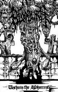 Blood Urn - Unchain the Abhorrent