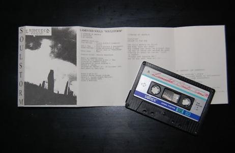 Lamented Souls - Soulstorm