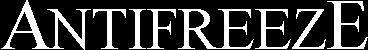 Antifreeze - Logo