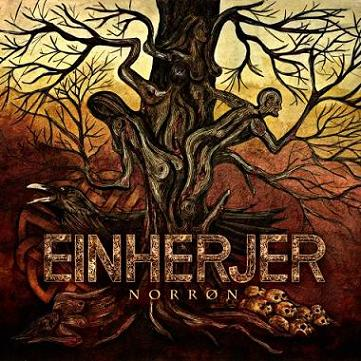 Cover of Einherjer � Norr�n