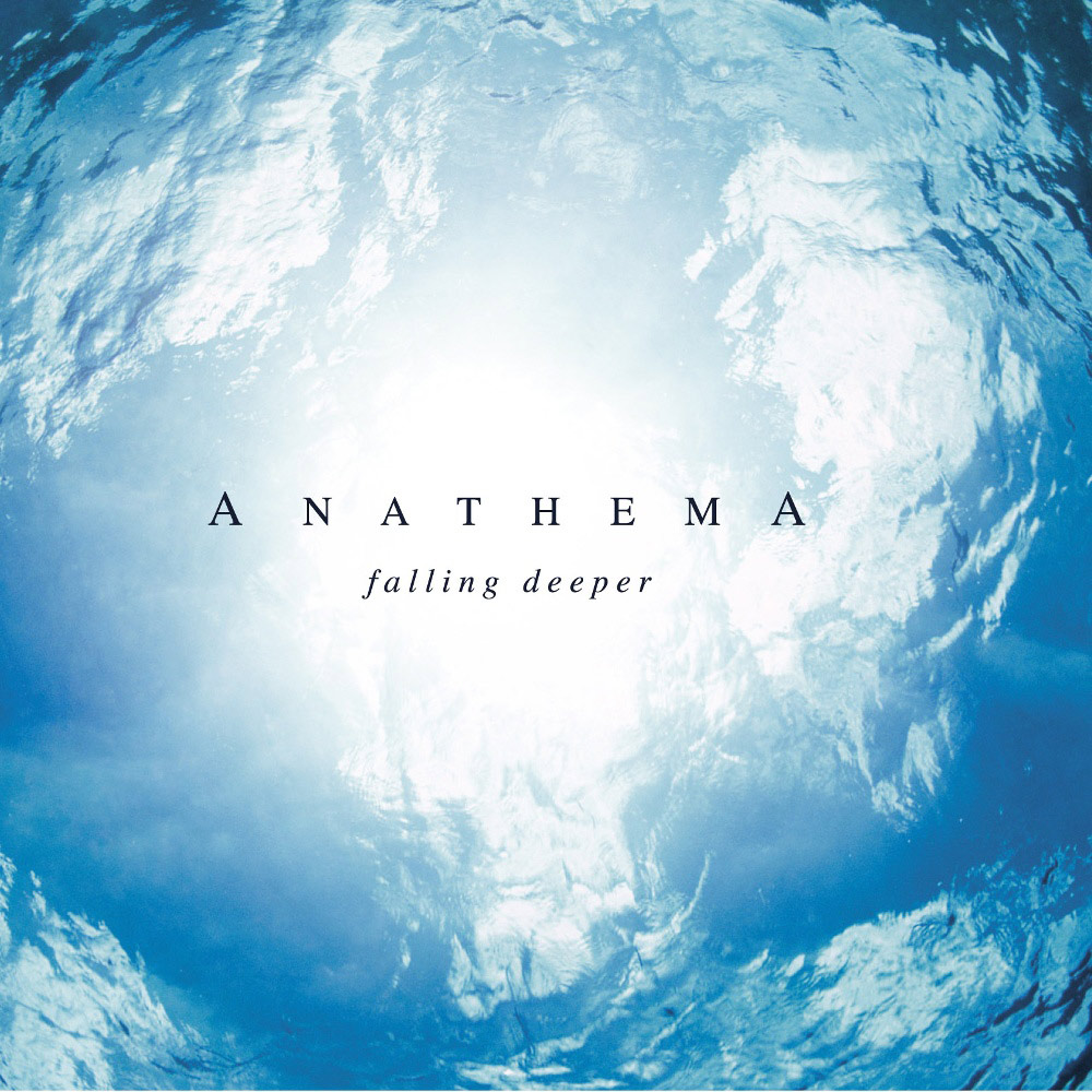 Cover of Anathema - Falling Deeper
