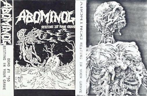 Abominog - Resting in Your Grave