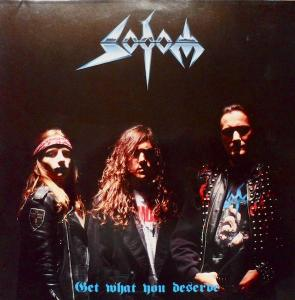 Sodom - Get What You Deserve