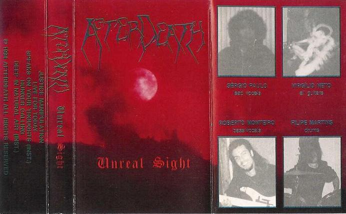 Afterdeath - Unreal Sight