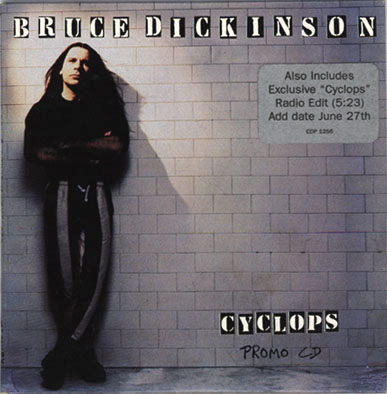 Bruce Dickinson - Cyclops