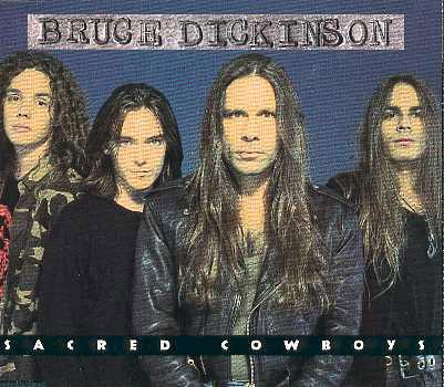 Bruce Dickinson - Sacred Cowboys
