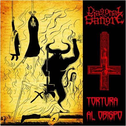 Diagonal de Sangre - Tortura al obispo