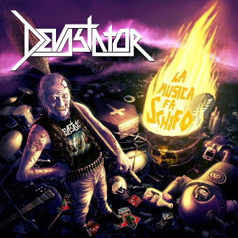 Devastator - La musica fa schifo