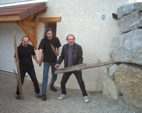 Tommyknockers - Photo