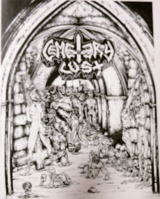 Cemetery Lust - Cemetery Lust