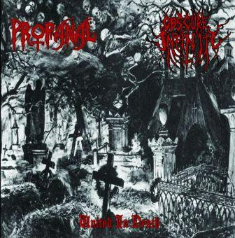 Profanal / Obscure Infinity - United in Death
