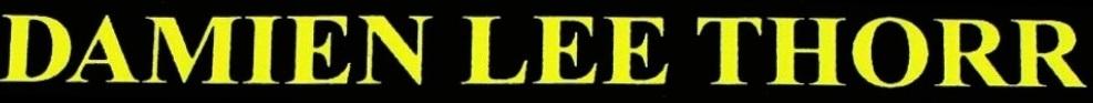 Damien Lee Thorr - Logo