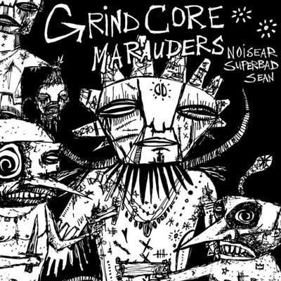 Superbad / Noisear - Grindcore Marauders