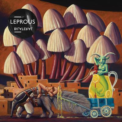 Cover of Leprous - Bilateral