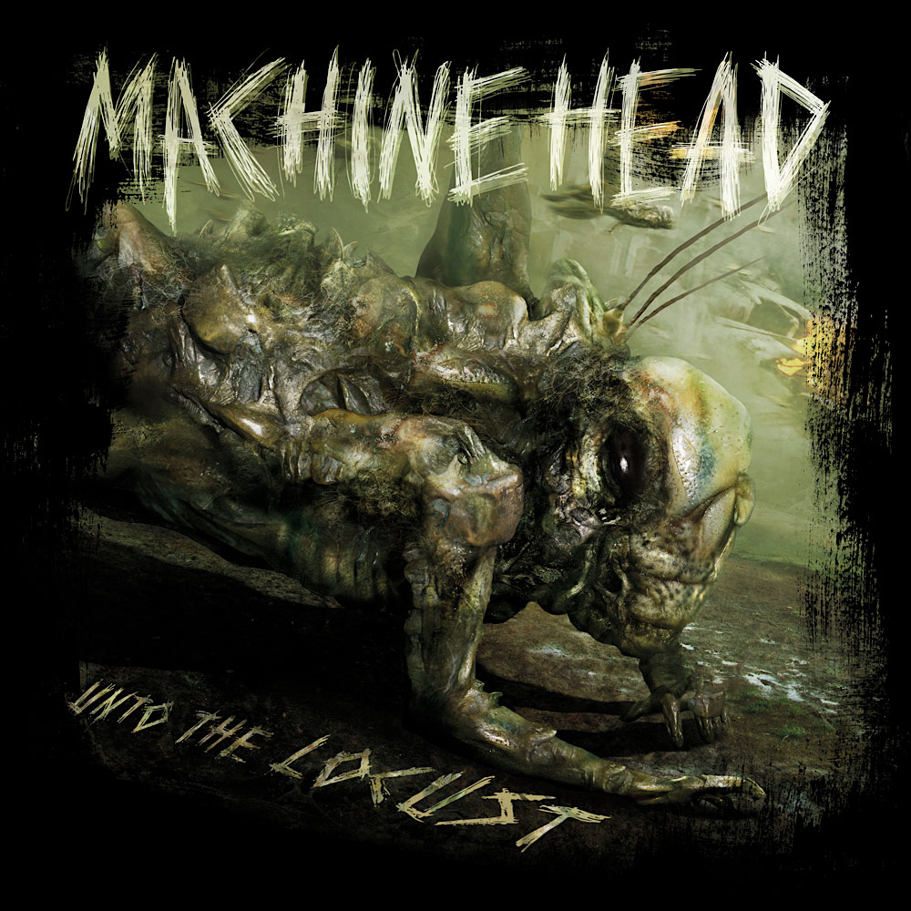 Cover of Machine Head � Unto The Locust