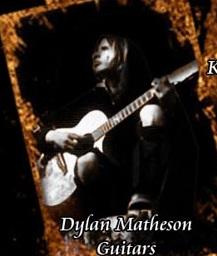 Dylan Matheson