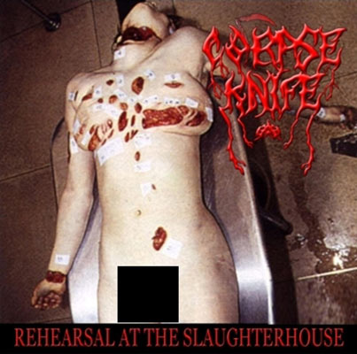 Corpse Knife - Rehearsal at the Slaughterhouse