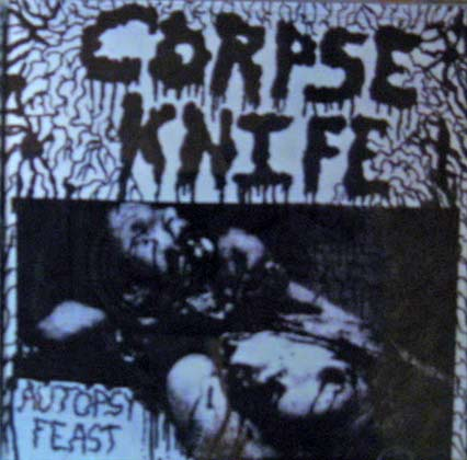 Corpse Knife - Autopsy Feast