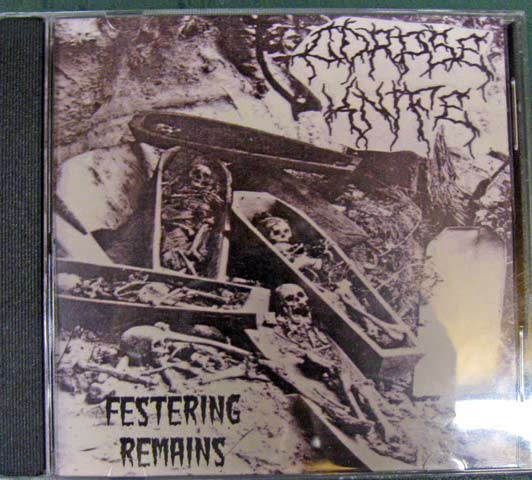 Corpse Knife - Festering Remains