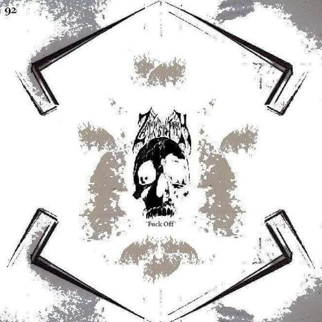 Zarach 'Baal' Tharagh - Demo 92 - 'Fuck Off'