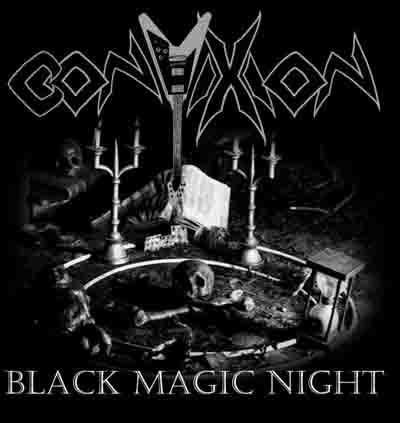Convixion - Black Magic Night