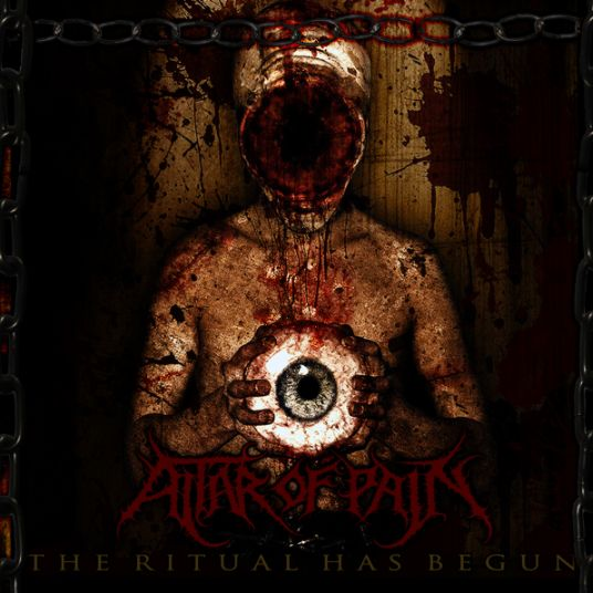 Altar of Pain - The Ritual Has Begun