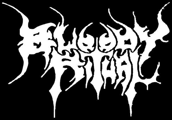 Bloody Ritual - Logo