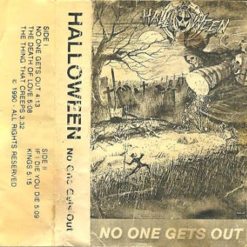 Halloween - No One Gets Out [1]