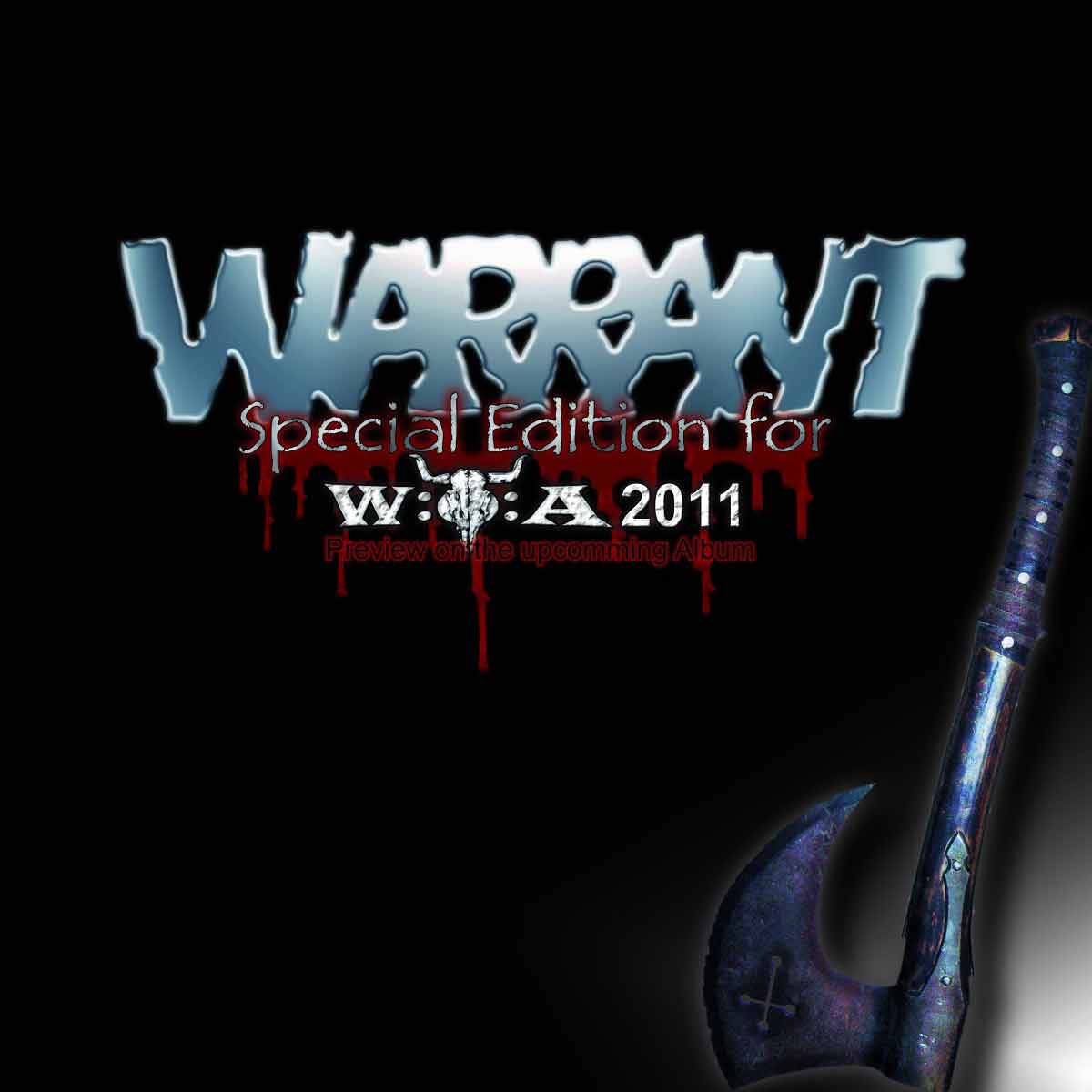 Warrant - Special Edition for W.O.A. 2011