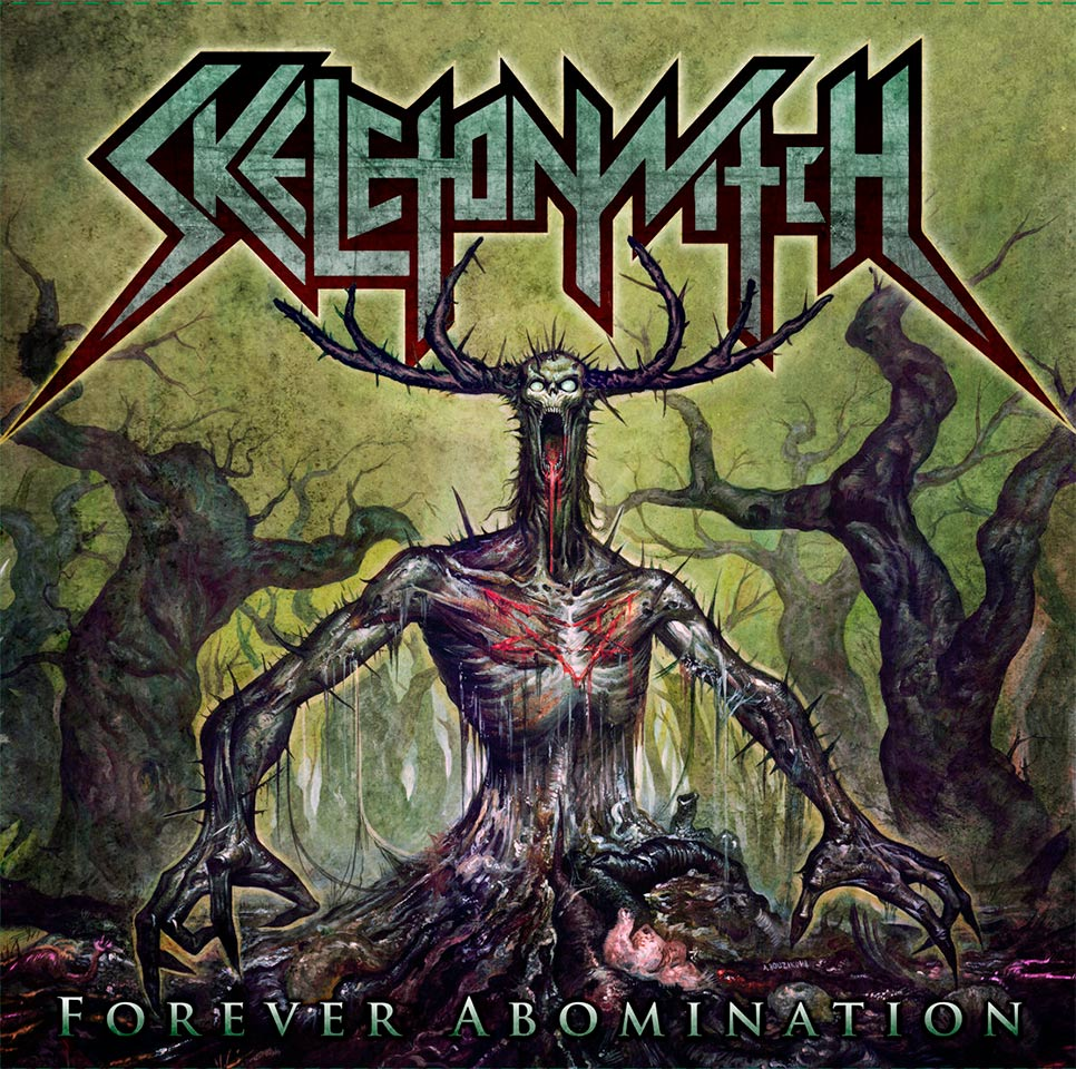 Cover of Skeletonwitch � Forever Abomination