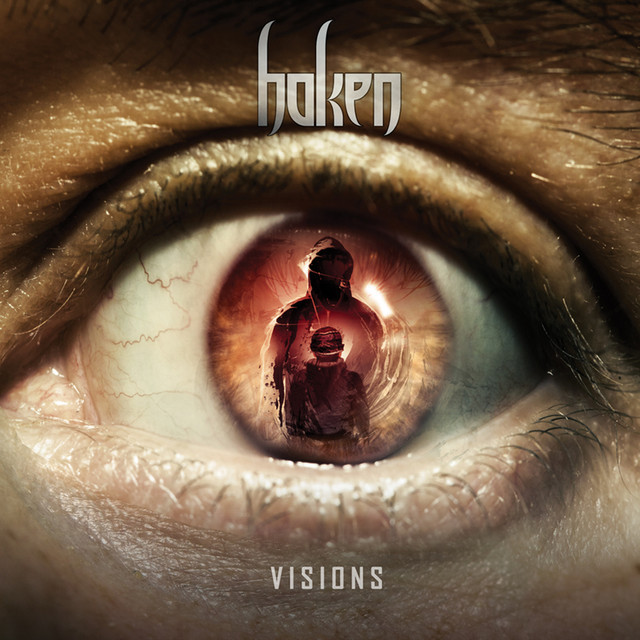 Cover of Haken - Visions