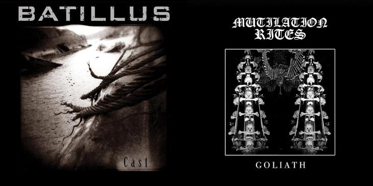 Batillus / Mutilation Rites - Batillus / Mutilation Rites