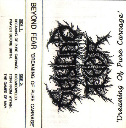 Beyond Fear - Dreaming of Pure Carnage