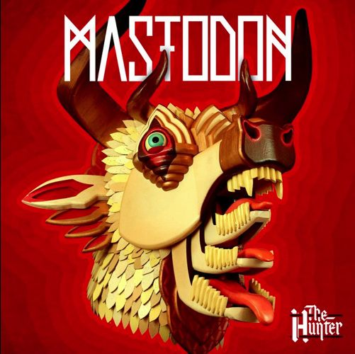 Cover of Mastodon - The Hunter